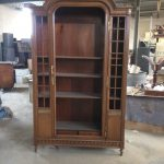 Tall Cabinet With Large Door